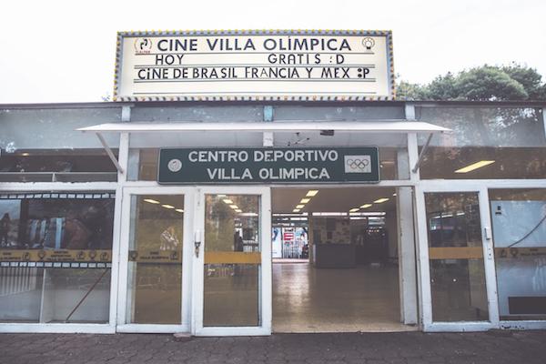 El Cine Villa Olímpica, un recintocultural gratuito y para todo público, volvió a abrir sus puertas al público