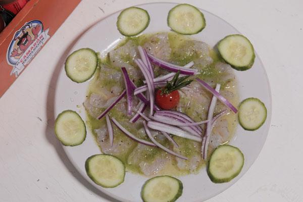 La receta de El camarón panzón en originaria del norte del país