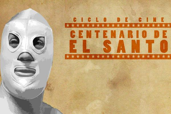 Faro de Aragón inauguró un ciclo de cine para conmemorar los 100 años de El Santo.