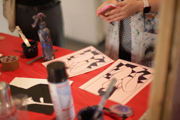 #VivanLAsMujeres ofrece talleres