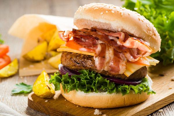 Para Burgerman, en La Burguesa dan la mejor hamburguesa de la ciudad