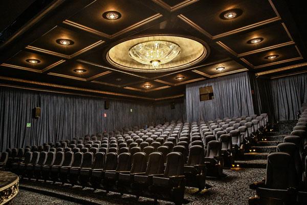 Cinema Coyoacán solamente cuenta con una sala