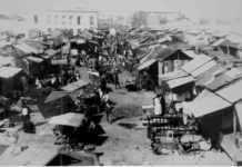 colonia Morelos, Tepito, El Santo y Paquita la del Barrio