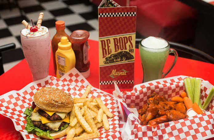 Be Bops Diner