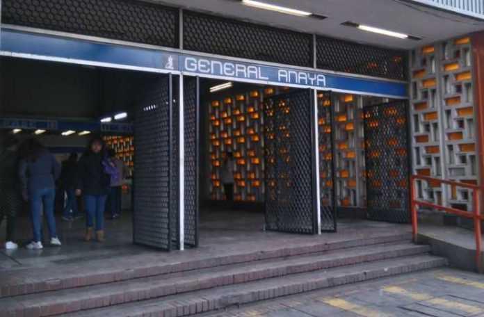 Conoce los alrededores del Metro General Anaya.