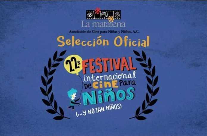 Festival Internacional de Cine para niños en la Ciudad de México. Agosto 2017.