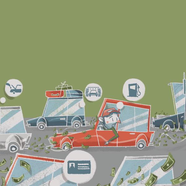 Los gastos del año que requiere tu auto