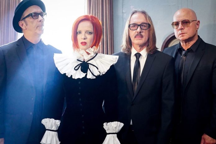 blondie y garbage