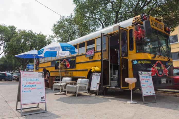 Cafeína Bus