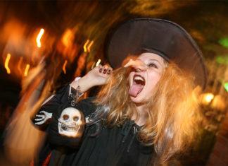 brujas, aquelarre y fotos