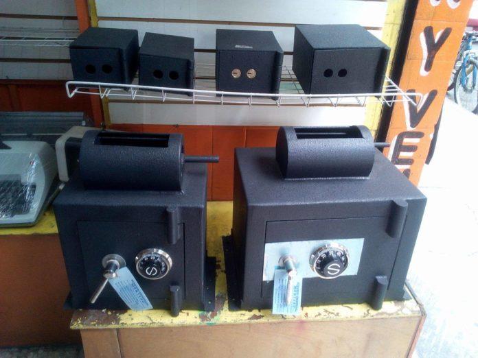 cajas fuerte, resguardo y seguridad