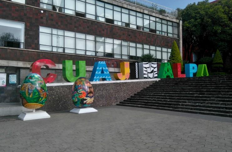 Los atractivos turísticos de San Pedro Cuajimalpa.