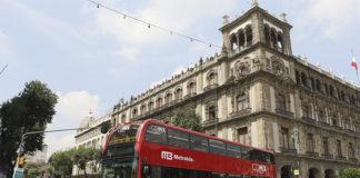 dos pisos, metrobús y sustentable