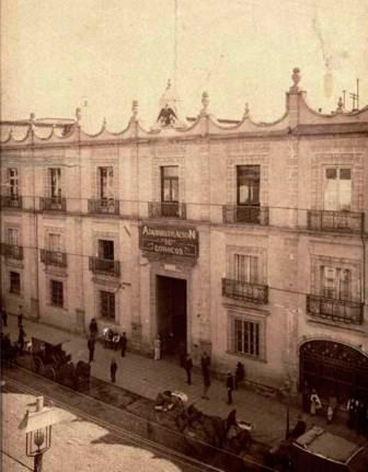 Conoce La Historia De La Quinta Casa De Correos En La Cdmx