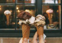 Se busca romper el Récord Guinness del mayor número de personas comiendo helado simultáneamente.