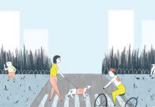 Más peatones seguros en la CDMX