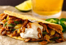 Tacos, cerveza y mezcal