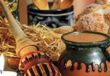 Festival del café, chocolate y pan de muerto