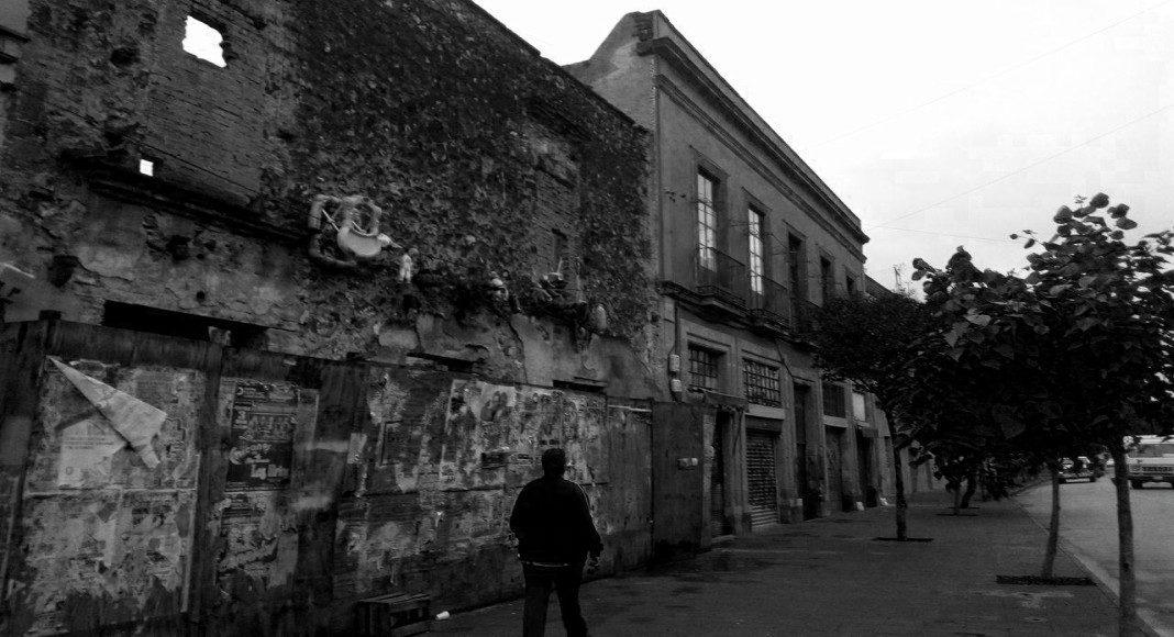 Se dice que la leyenda de la muje herrada surgió de la calle República de Perú en el Centro Histórico.