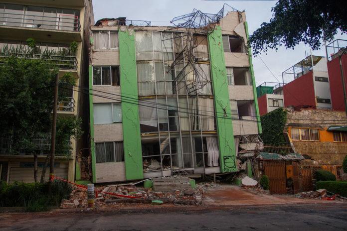 Una crónica de lo ocurrido durante las horas siguientes al sismo del 19 de septiembre de 2017