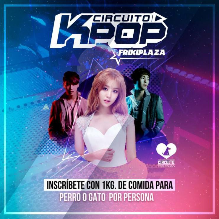 Circuito Kpop : Ayuda a perros y gatos con este concurso de kpop