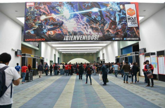 La Mole Comic Con regresará a la CDMX en noviembre