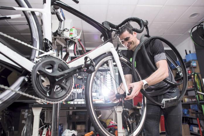 clínicas de bicicletas