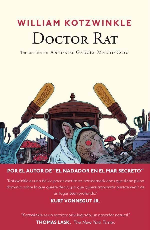 Doctor Rat portada