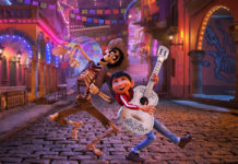 Coco estreno México