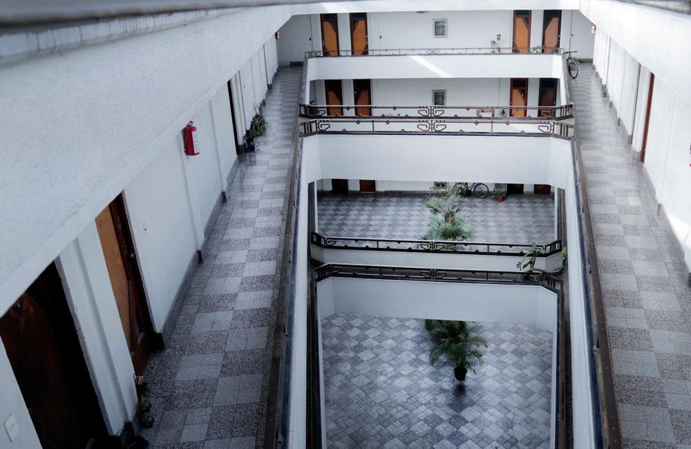 edificio Ermita historia