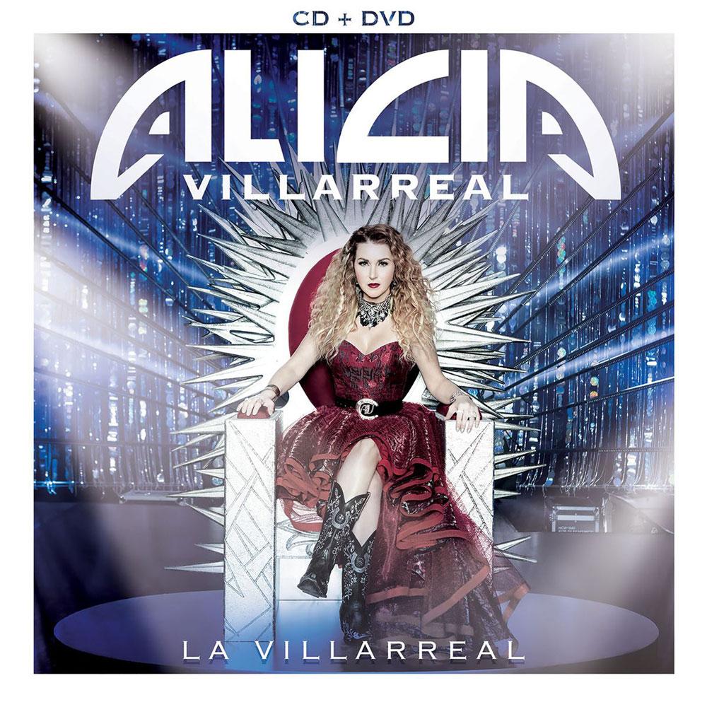 Alicia Villarreal nuevo disco