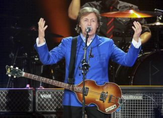 Paul McCartney en CDMX