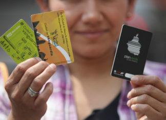 bloqueo tarjeta metro o metrobus