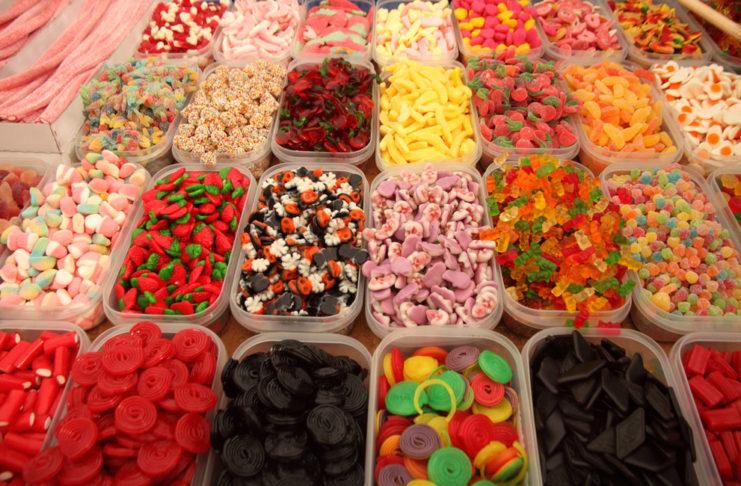 tiendas de dulces en Ciudad de México