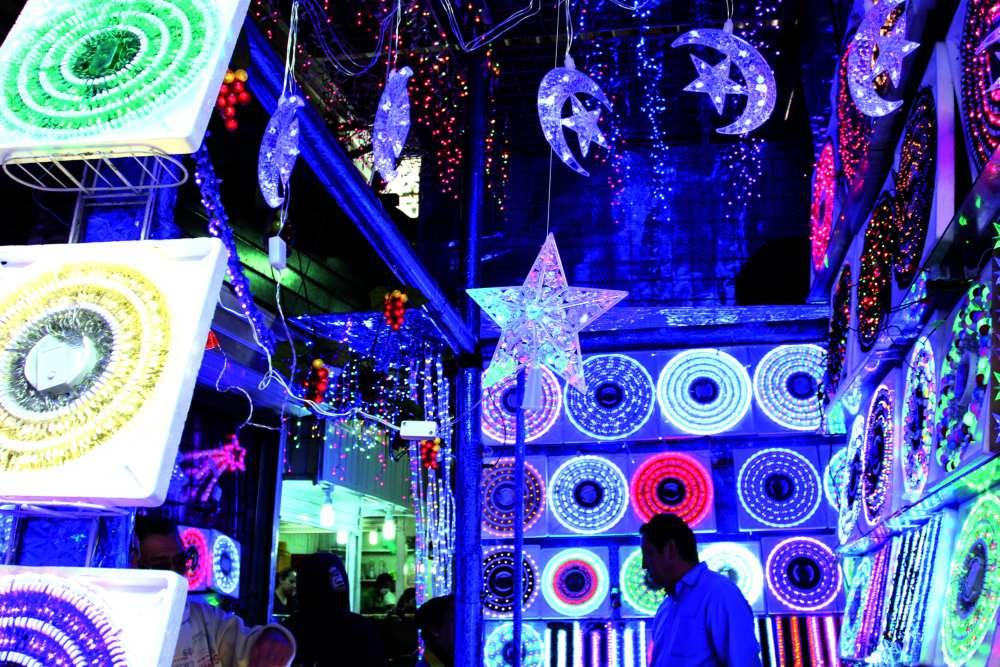 Adornos de Navidad Merced