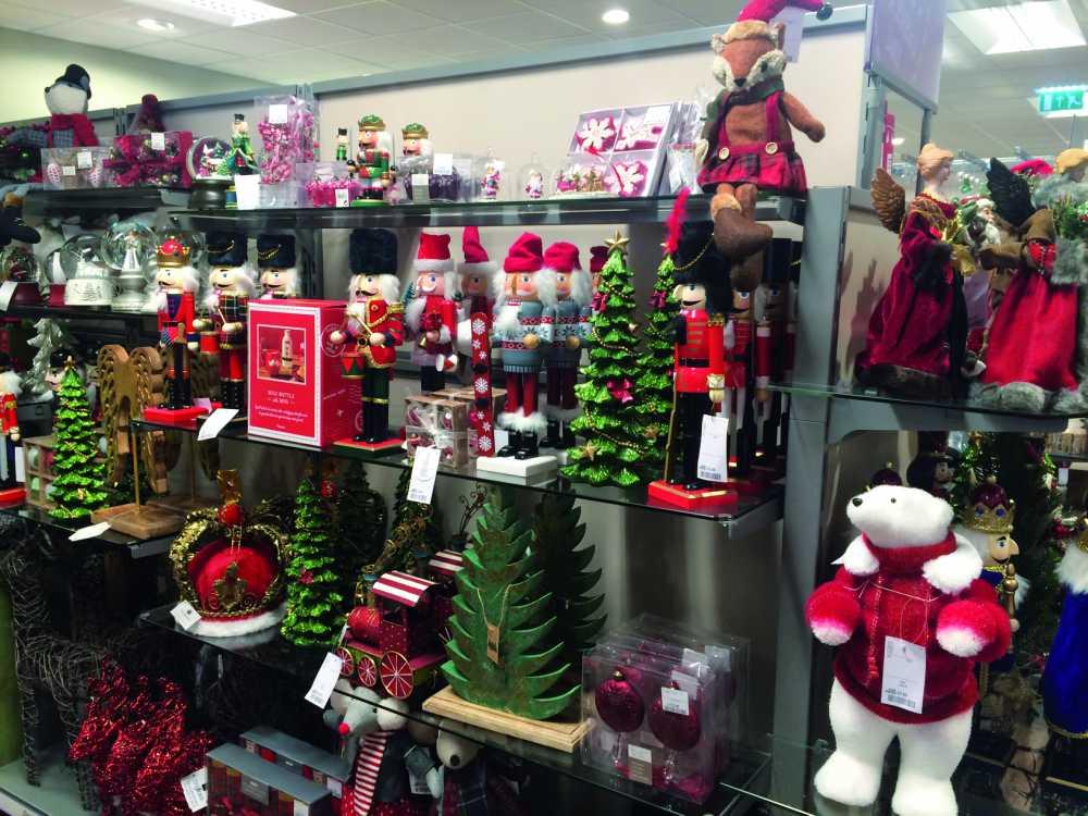 Adornos de Navidad Palacio