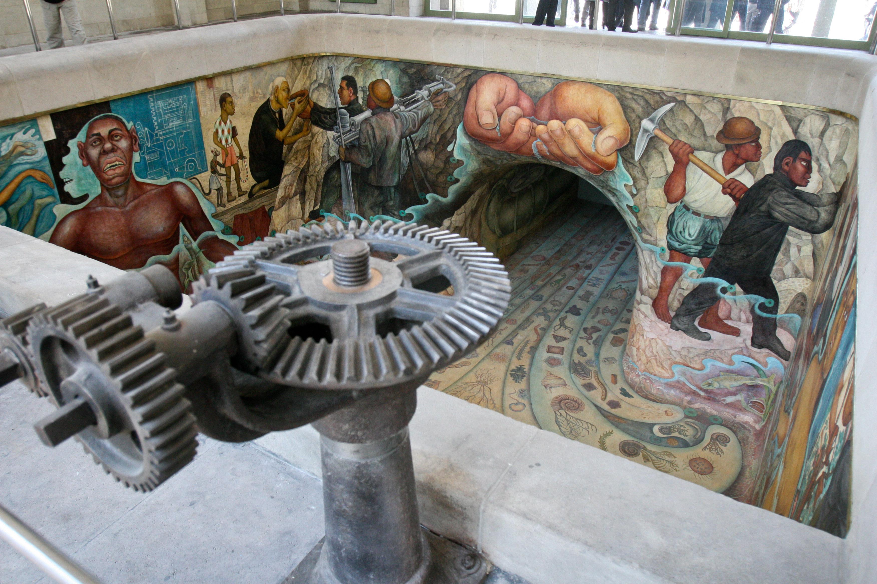 Carcamo de Chapultepec