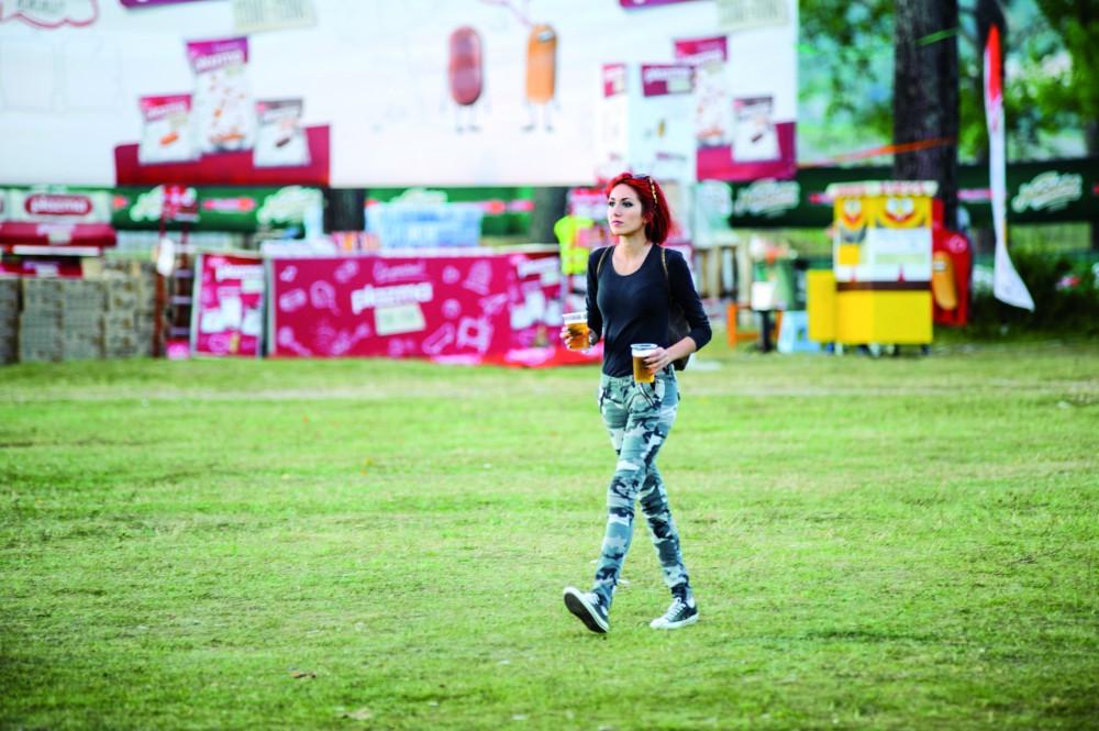Festivales de música en la CDMX perdido