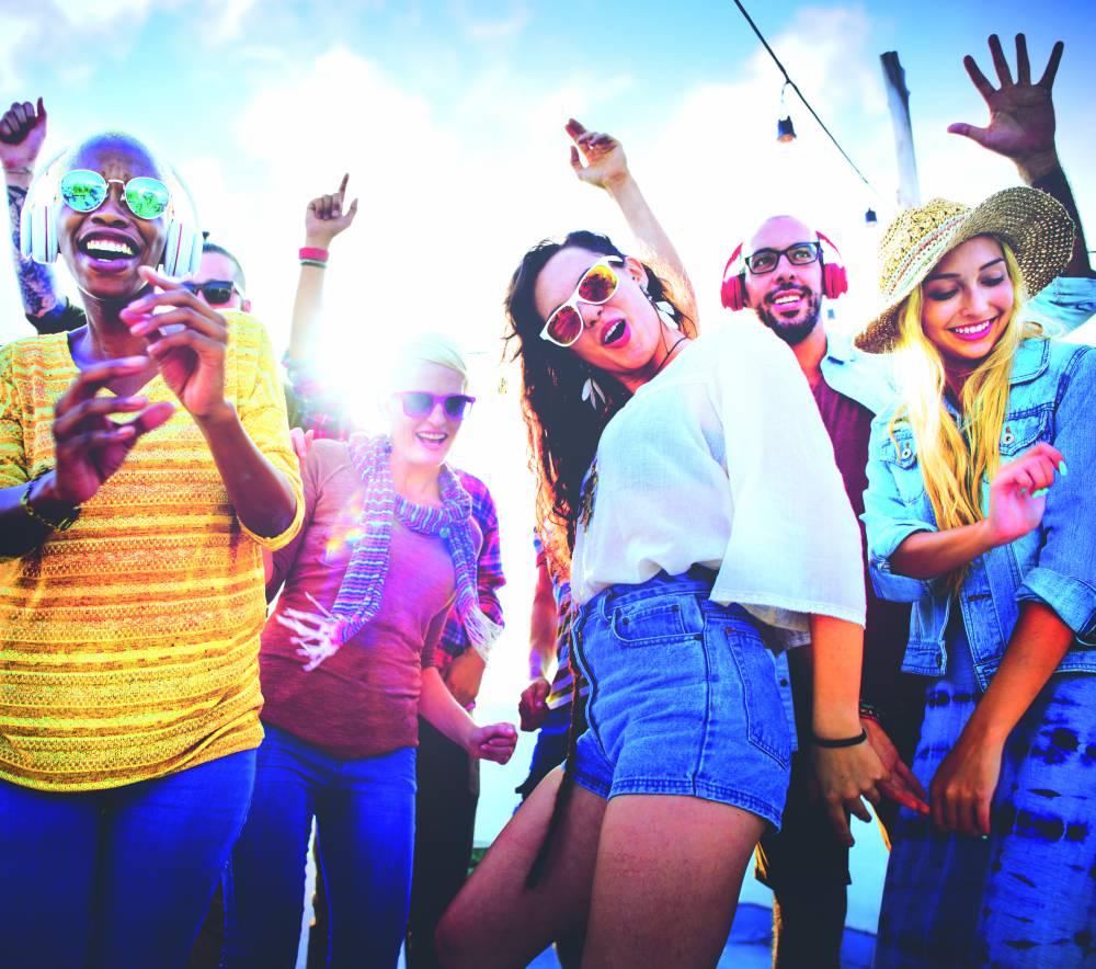 Festivales de música en la CDMX popular