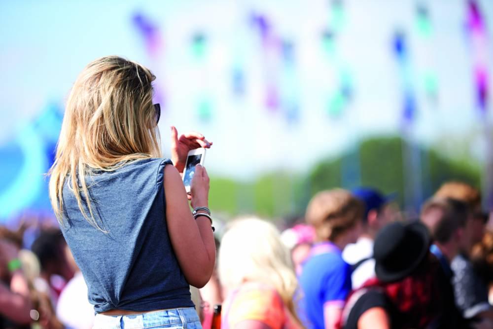Festivales de música en la CDMX tecnológico