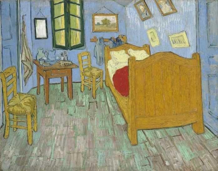 Van Gogh en Bellas Artes