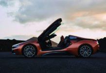 i8 Roadster