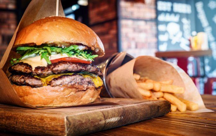 Las mejores burgers de 2017