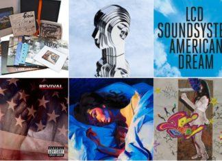 lo mejor de 2017 en música