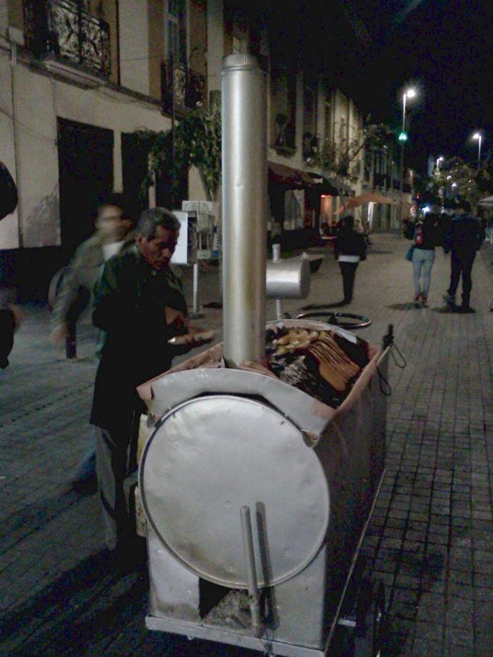 sonidos típicos de Ciudad de México