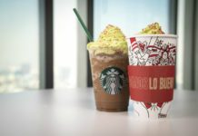 Christmas Tree de Starbucks-cafe-chocolate