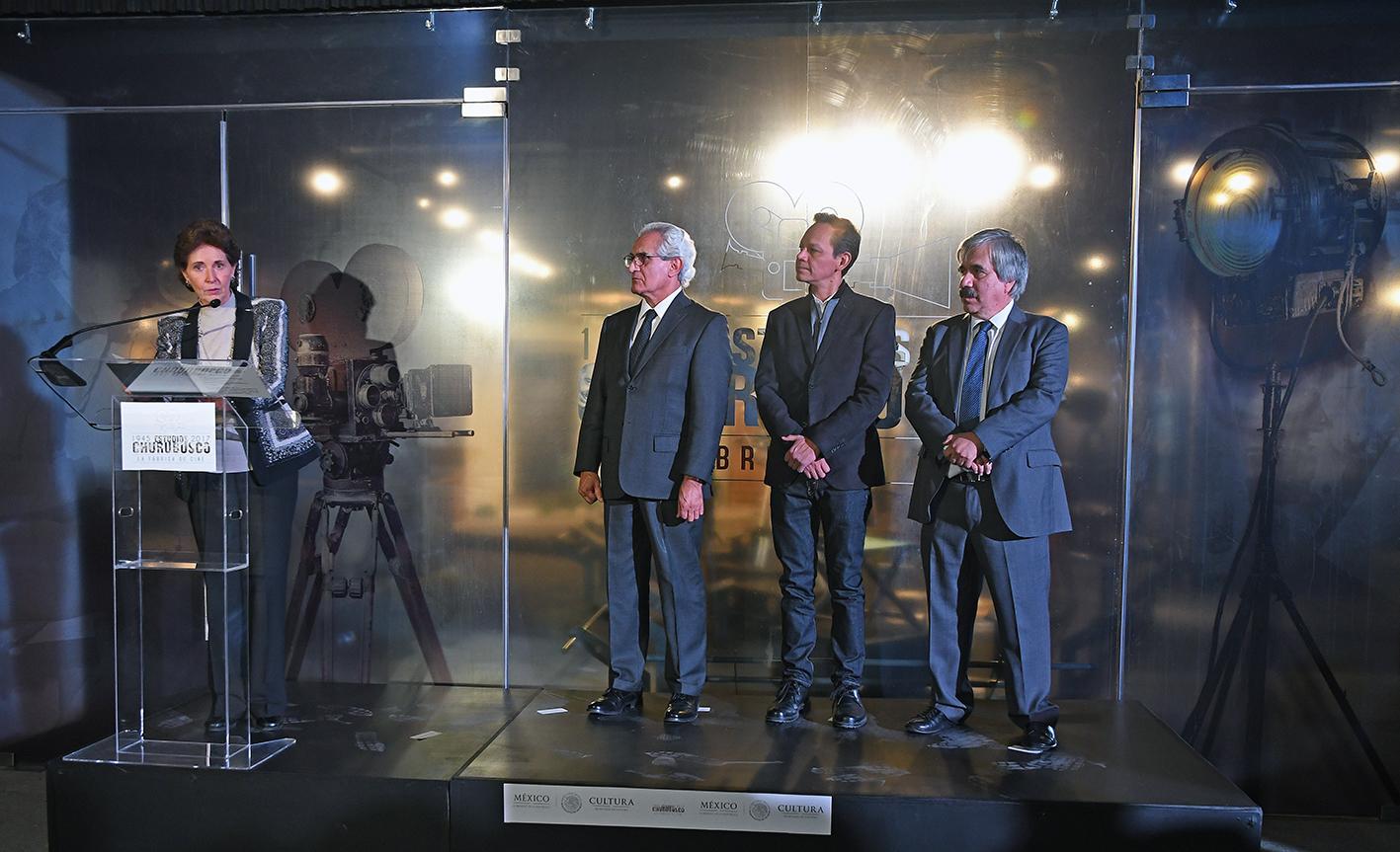 La fábrica de cine: Estudios Churubusco