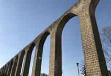 acueducto en Naucalpan