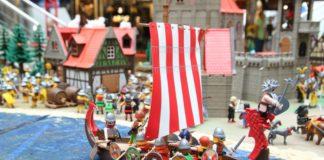 Expo Playmobil en el Centro