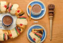 Festival de la rosca y el chocolate
